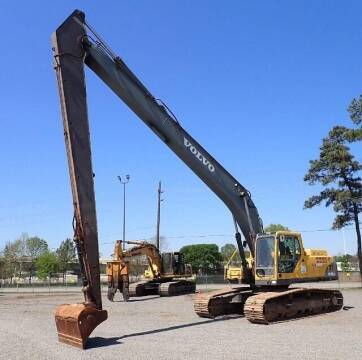 2005 Volvo EC290B for sale at Vehicle Network - Milam's Equipment Sales in Sutherlin VA