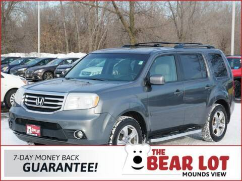 2013 Honda Pilot for sale at Rydell Auto Outlet in Mounds View MN