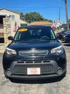2016 Kia Soul for sale at DestanY AUTOMOTIVE in Hamilton OH