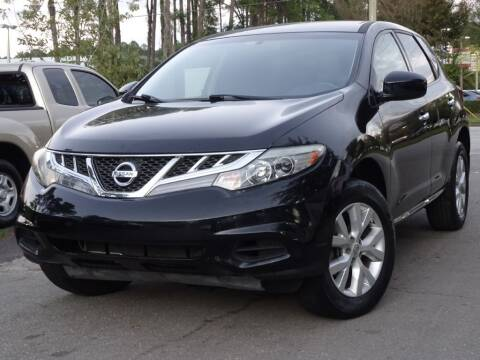 2014 Nissan Murano for sale at Deal Maker of Gainesville in Gainesville FL