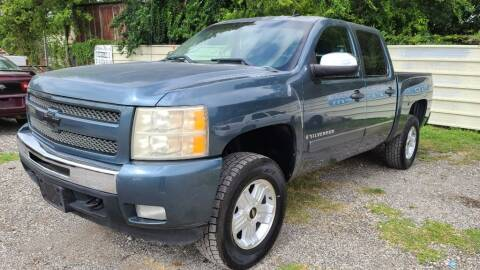 2008 Chevrolet Silverado 1500 for sale at Jackson Motors Used Cars in San Antonio TX