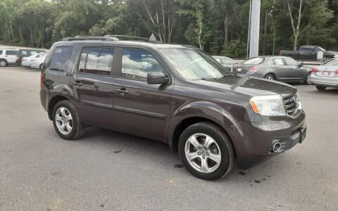 2012 Honda Pilot for sale at Mathews Used Cars, Inc. in Crawford GA
