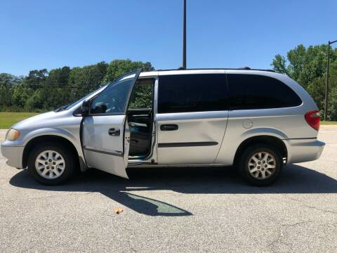 2003 Dodge Grand Caravan for sale at WIGGLES AUTO SALES INC in Mableton GA
