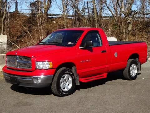2002 Dodge Ram Pickup 1500 for sale at Professionals Auto Sales in Philadelphia PA