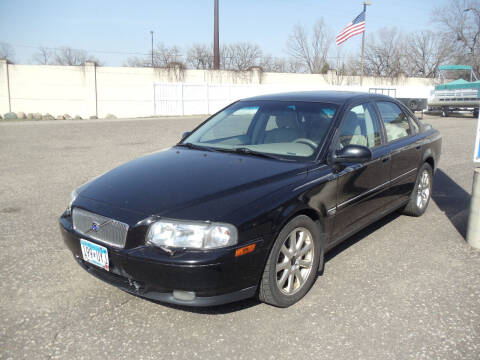 2003 Volvo S80 for sale at Metro Motor Sales in Minneapolis MN