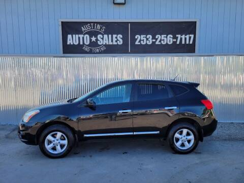 2013 Nissan Rogue for sale at Austin's Auto Sales in Edgewood WA