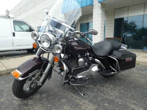 2005 Harley-Davidson Road King FLHR for sale at Wilkins Automotive Group in Westland MI