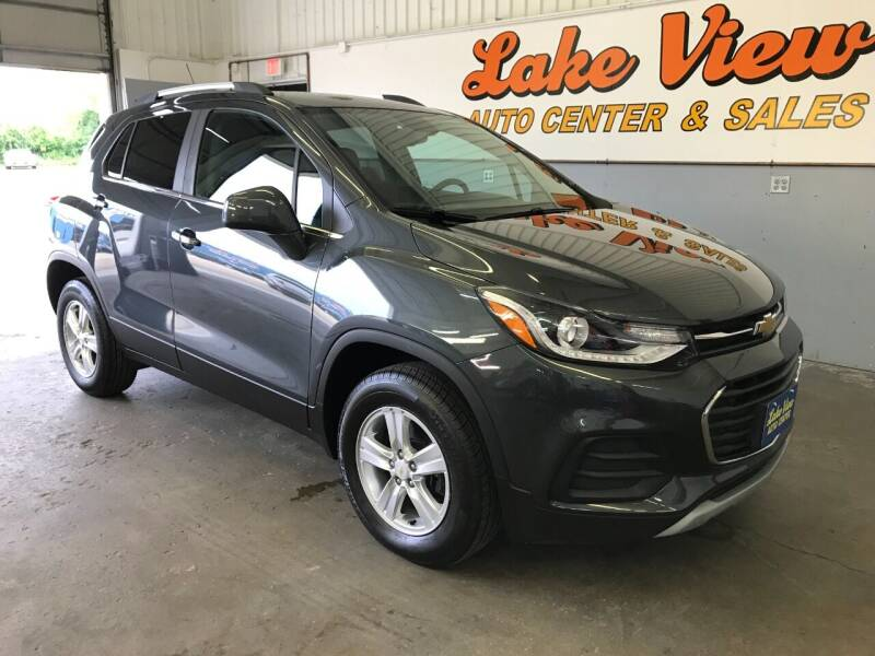 2018 Chevrolet Trax for sale at Lake View Auto Center and Sales in Oshkosh WI