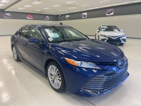 2018 Toyota Camry Hybrid for sale at Adams Auto Group Inc. in Charlotte NC