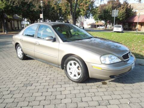 2002 Mercury Sable for sale at Family Truck and Auto.com in Oakdale CA