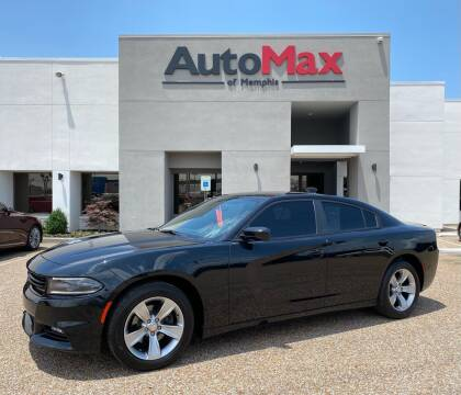 2018 Dodge Charger for sale at AutoMax of Memphis in Memphis TN