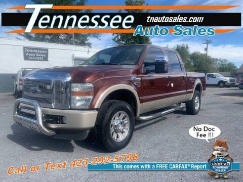 2008 Ford F-250 Super Duty for sale at Tennessee Auto Sales in Elizabethton TN