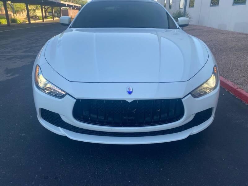 2015 Maserati Ghibli for sale at Autodealz in Tempe AZ