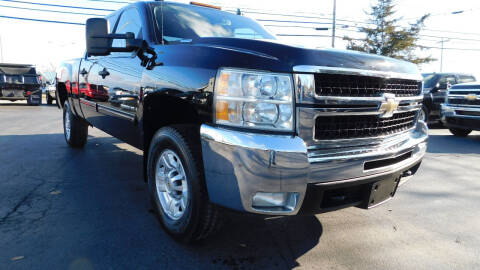 2009 Chevrolet Silverado 2500HD for sale at Action Automotive Service LLC in Hudson NY