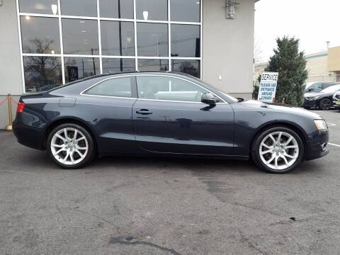 2012 Audi A5 for sale at Premium Motors in Rahway NJ