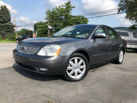 2006 Ford Five Hundred for sale at Keystone Auto Center LLC in Allentown PA