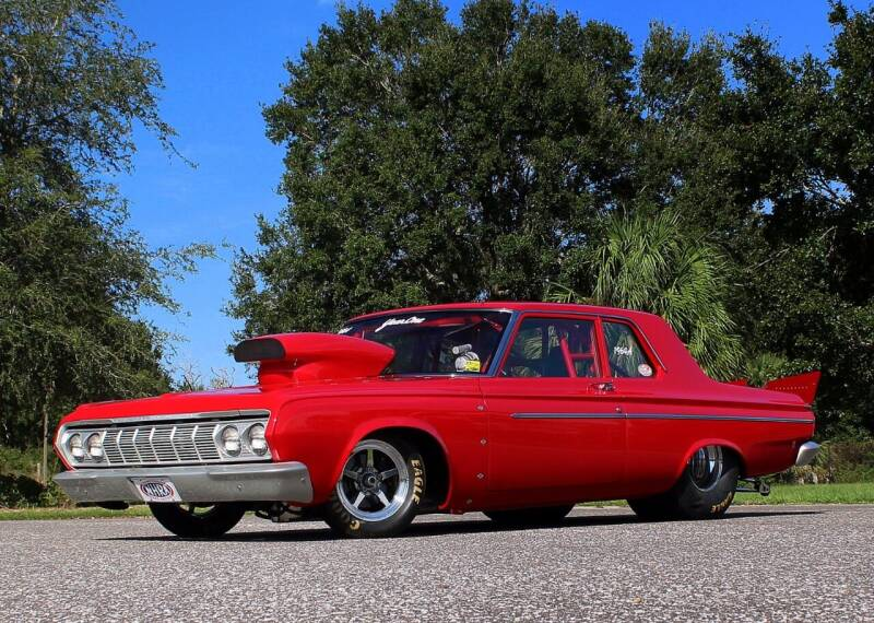 1964 Plymouth Savoy for sale at P J'S AUTO WORLD-CLASSICS in Clearwater FL