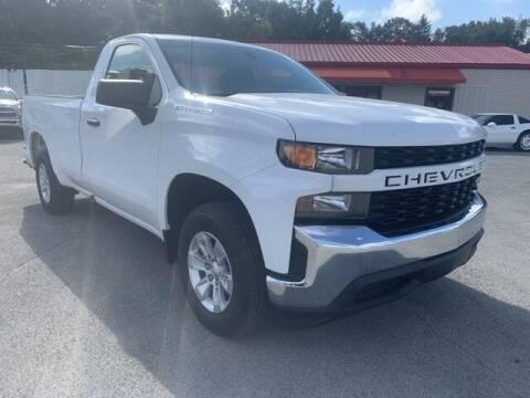 2020 Chevrolet Silverado 1500 for sale at Parks Motor Sales in Columbia TN