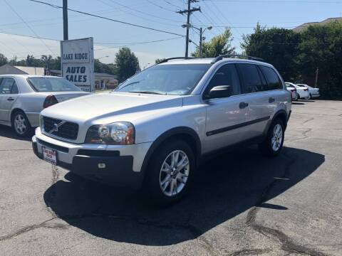 2005 Volvo XC90 for sale at Lake Ridge Auto Sales in Woodbridge VA