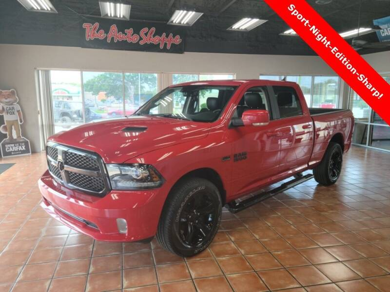 2018 RAM Ram Pickup 1500 for sale at The Auto Shoppe in Springfield MO