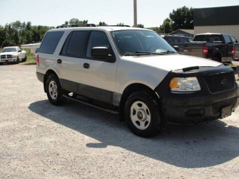 2005 Ford Expedition for sale at Frieling Auto Sales in Manhattan KS