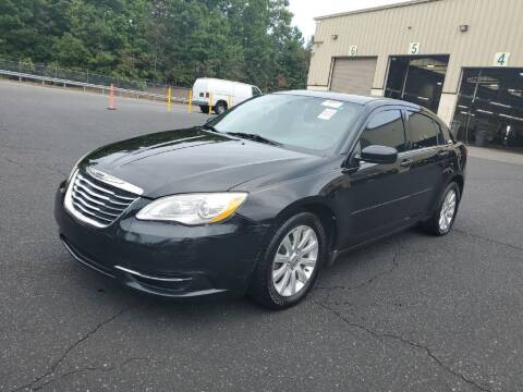2012 Chrysler 200 for sale at Fletcher Auto Sales in Augusta GA