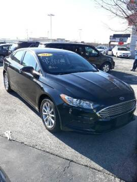 2017 Ford Fusion for sale at Bachrodt on State in Rockford IL