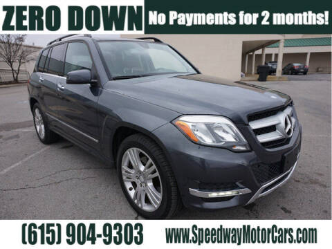 2014 Mercedes-Benz GLK for sale at Speedway Motors in Murfreesboro TN