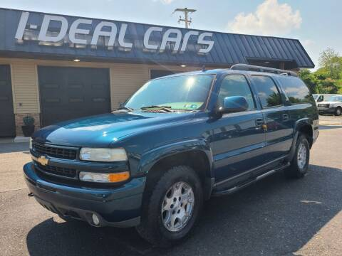 2006 Chevrolet Suburban for sale at I-Deal Cars in Harrisburg PA