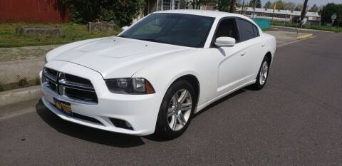 2011 Dodge Charger for sale at Kingz Auto LLC in Portland OR