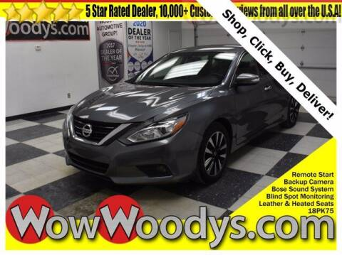 2018 Nissan Altima for sale at WOODY'S AUTOMOTIVE GROUP in Chillicothe MO
