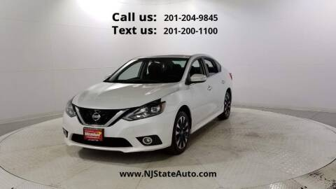 2017 Nissan Sentra for sale at NJ State Auto Used Cars in Jersey City NJ
