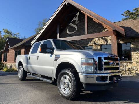 2010 Ford F-250 Super Duty for sale at Auto Solutions in Maryville TN