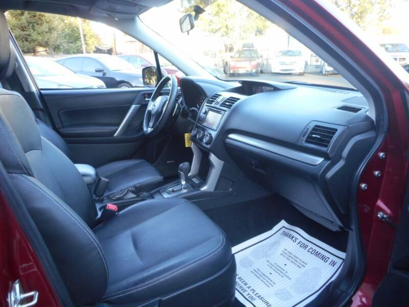 2014 Subaru Forester AWD 2.0XT Touring 4dr Wagon - Roseville CA