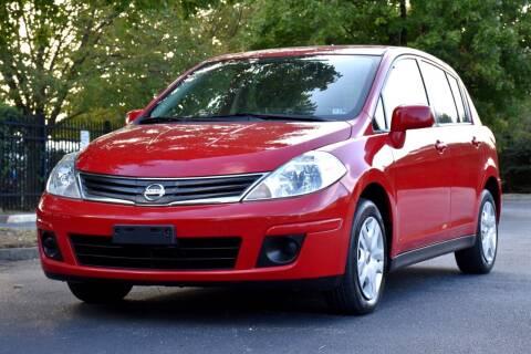 2012 Nissan Versa for sale at Wheel Deal Auto Sales LLC in Norfolk VA