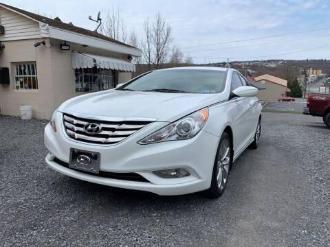 2013 Hyundai Sonata for sale at JM Auto Sales in Shenandoah PA