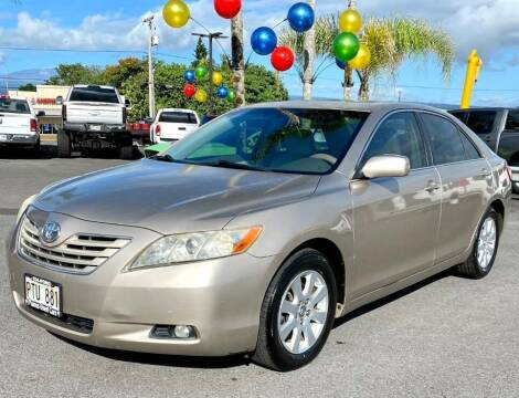 2008 Toyota Camry for sale at PONO'S USED CARS in Hilo HI