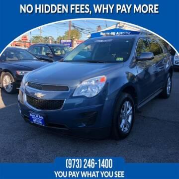 2012 Chevrolet Equinox for sale at Route 46 Auto Sales Inc in Lodi NJ