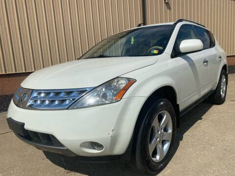2004 Nissan Murano for sale at Prime Auto Sales in Uniontown OH