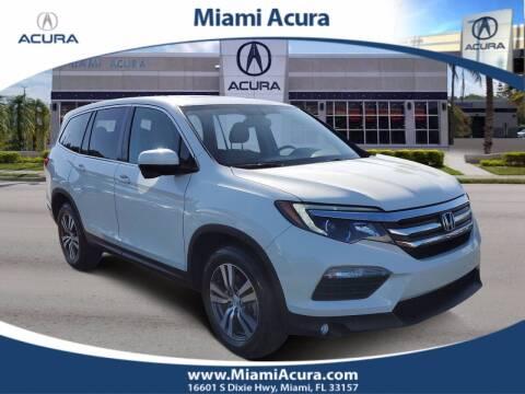 2017 Honda Pilot for sale at MIAMI ACURA in Miami FL