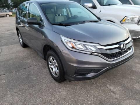 2016 Honda CR-V for sale at Southeast Auto Inc in Walker LA