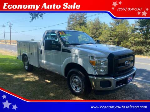 2012 Ford F-250 Super Duty for sale at Economy Auto Sale in Modesto CA
