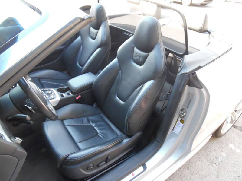 2010 Audi S5 AWD 3.0T quattro Premium Plus 2dr Convertible - Maiden NC
