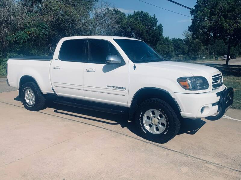 2005 Toyota Tundra for sale at Luxury Motorsports in Austin TX