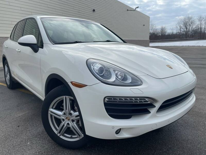 2011 Porsche Cayenne for sale at Trocci's Auto Sales in West Pittsburg PA