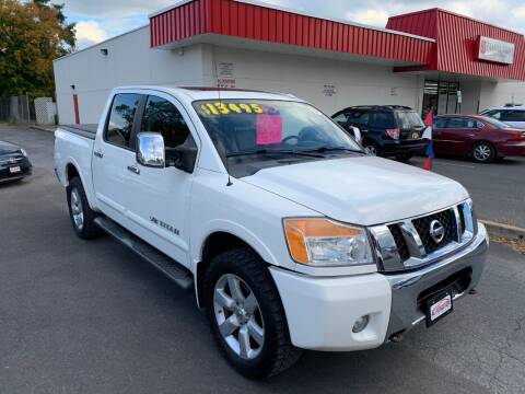 2010 Nissan Titan for sale at Automotion Auto Sales Inc in Kingston NY