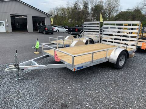 2020 Mission 6-1/2x12 Aluminum  for sale at Smart Choice 61 Trailers in Shoemakersville PA