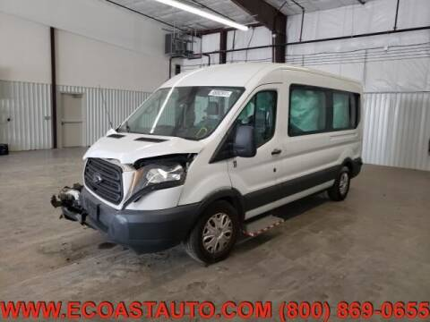 2017 Ford Transit Passenger for sale at East Coast Auto Source Inc. in Bedford VA