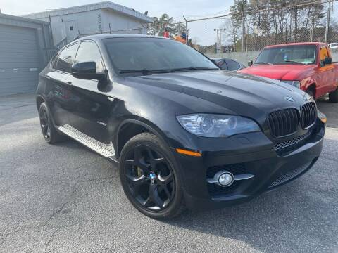 2011 BMW X6 for sale at Marietta Auto Mall Center in Marietta GA