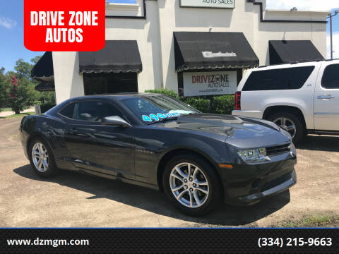 2014 Chevrolet Camaro for sale at DRIVE ZONE AUTOS in Montgomery AL